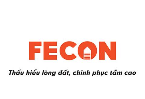 thiet ke logo fecon