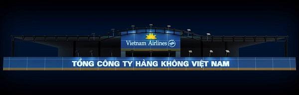 thi cong bien quang cao vietnam airlines