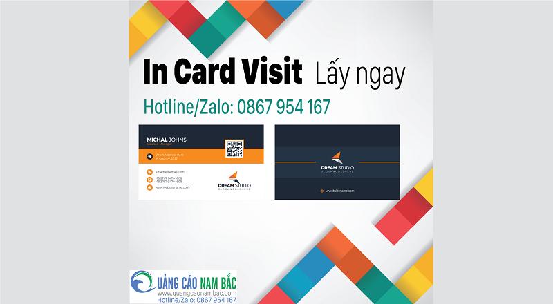 in card visit tai ha dong